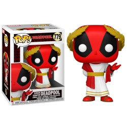 Pop Deadpool Roman Senator 779