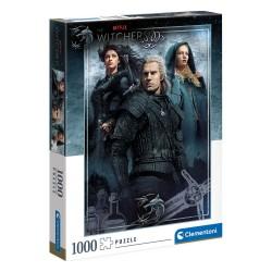 Puzzle The Witcher 1000pz