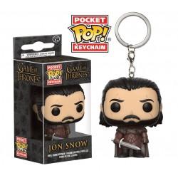 F Pop Llavero GOT Jon Snow Nuevo