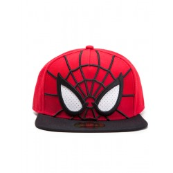 Gorra Spiderman Ojos 3D