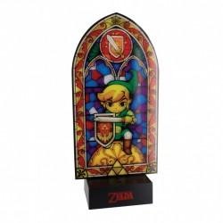 Lampara Vidriera Zelda