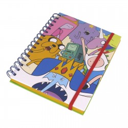 Cuaderno A5 HA Hora Aventuras