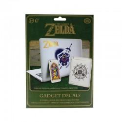 Pegatinas Zelda Hyrule