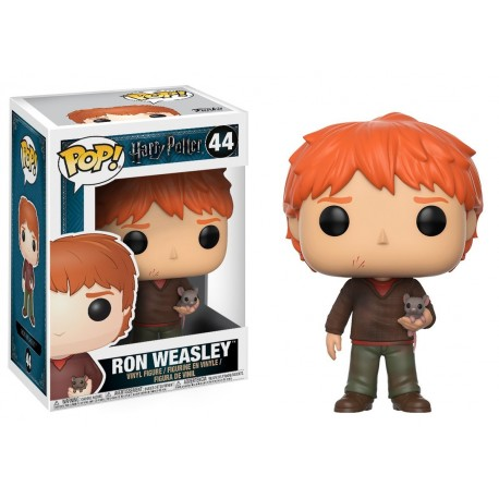 Funko Pop HP Ron Scabbers