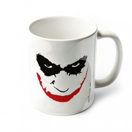 Taza Dark Knight Joker Face