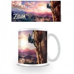 Taza Zelda Climb