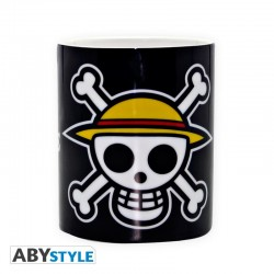 Taza One Piece  Calavera 460ML