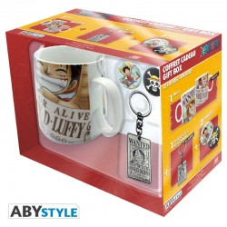 Pack Taza + Llav One Piece