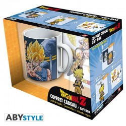 Pack DBZ Taza Regalo 2017