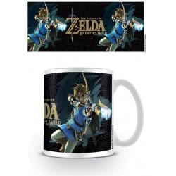 Taza Zelda Cover