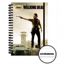 Cuaderno Walking Dead Prision