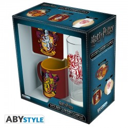 Pack HP Gryffindor Taza+