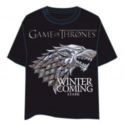 Camiseta GOT Stark Winter