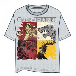 Camiseta Juego de Tronos