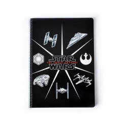 Cuaderno Star Wars 7