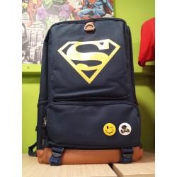 Mochila Chapa Superman