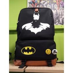 Mochila Chapa Batman