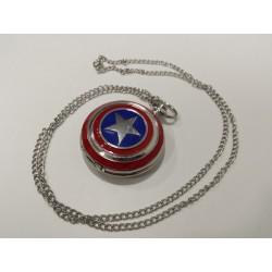 Reloj de Bolsillo Capitán América