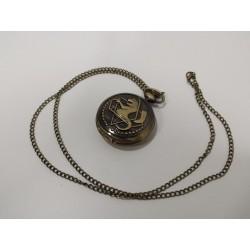 Reloj de Bolsillo Fullmetal Bronce