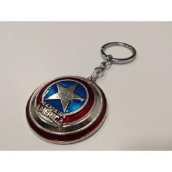 Llavero Escudo Capitán América