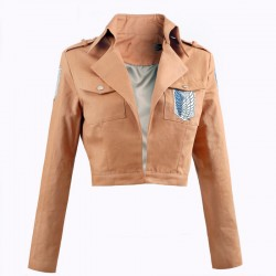 Chaquetilla Attack on Titan