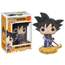 Funko Pop Goku Y Nimbus 109