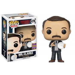 Funko Pop! Stranger Things - Mr. Clarke (Exclusivo) (476)