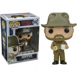 Funko Pop! Stranger Things - Hopper (512)
