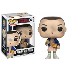 Funko Pop! Stranger Things - Eleven con Eggos (421)