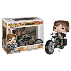 F Pop WD Daryl en Chopper