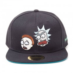 Gorra Rick & Morty