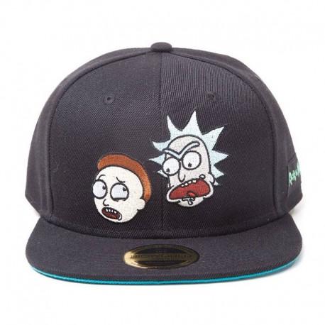 Gorra Rick & Morty