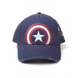 Gorra Capitán América Vintage