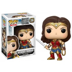 F, Pop JL Wonder Woman