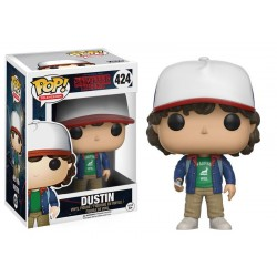 Funko Pop! Stranger Things - Dustin (424)