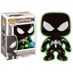 Funko Pop Spiderman Black 79