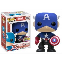 Pop Capitan America Exclusive