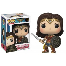 Funko Pop! Wonder Woman - Wonder Woman