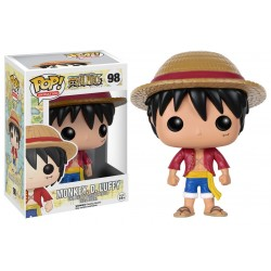Funko Pop! One Piece - Monkey. D. Luffy