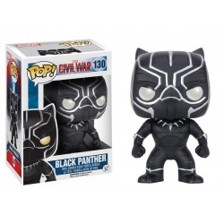 Funko Pop! Capitán América: Guerra Civil - Black Panther
