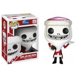 Funko Pop! Pesadilla Antes de Navidad - Santa Jack Skellington