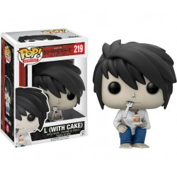 Funko Pop Death Note L 219
