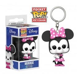 Llavero Funko Pop! Disney - Minnie Mouse