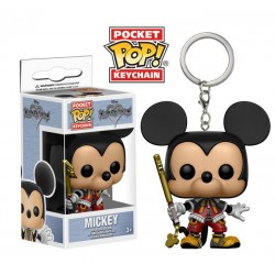 Llavero Funko Pop! Kingdom Hearts - Mickey
