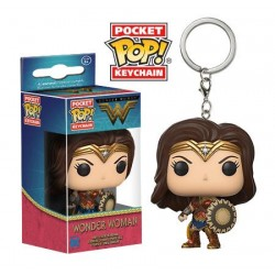 Llavero Pop Wonder Woman