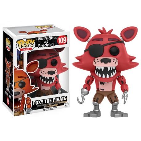 Funko Pop FNAF Foxy 109