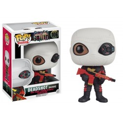 Funko Pop Deadshot Masc,