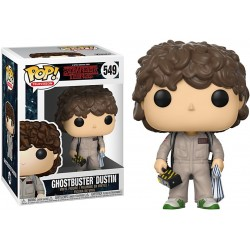 Funko Pop! Stranger Things - Dustin Cazafantasma