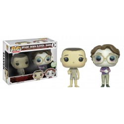 Funko Pop! Stranger Things - Mundo del revés Eleven y Barb