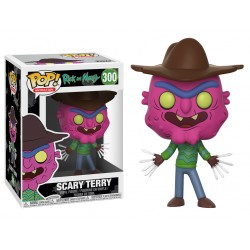 Funko Pop! Rick y Morty - Terry el que aterra (300)